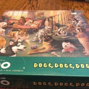 Springbok 1000 piece puzzle